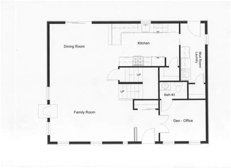 two story open concept floor plans 26 top photos ideas for open floor house plans two story