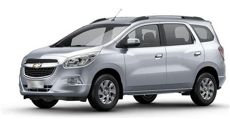 spin minivan chevrolet