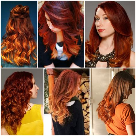 autumn hair color stylenoted hair color trend