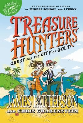 treasure hunters quest for the city of gold indiebound org