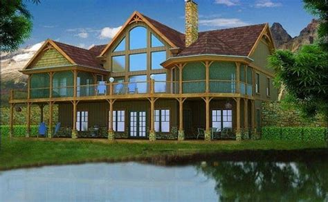craftsman style lake house plans beautiful craftsman style lake house plans new home plans design