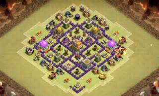 Town hall 8 defense layout apps directories