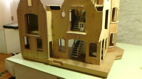 doll house studio dollhouse craft studio youtube