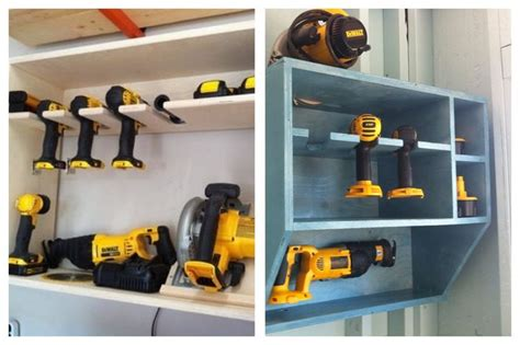 power tool storage 76 best images about tool charging stations on pinterest