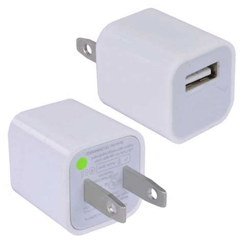 Apple Usb Power Adapter apple a1265 5w usb ac power adapter for iphone ipod in
