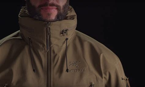 Jaket Arcteryx 2 alpha jacket 2 mens arc teryx