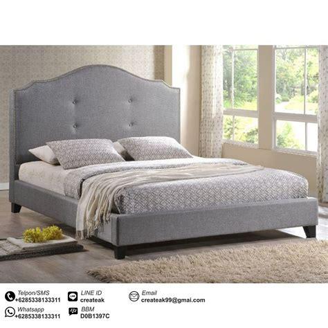 Kasur Tidur Minimalis tempat tidur minimalis raisa createak furniture