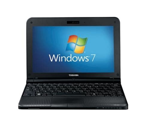 refurbished toshiba nb250 108 glossy brown netbook buy refurbished windows 7 laptops and