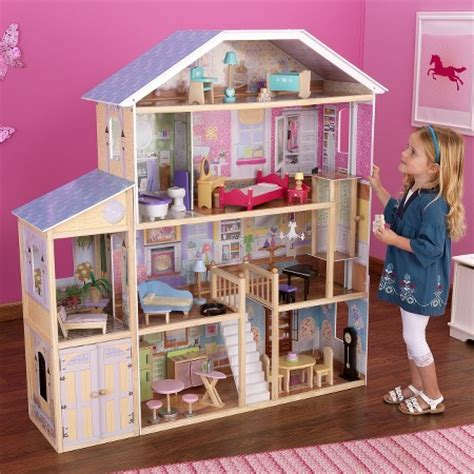 target doll house kidkraft 174 majestic mansion dollhouse target