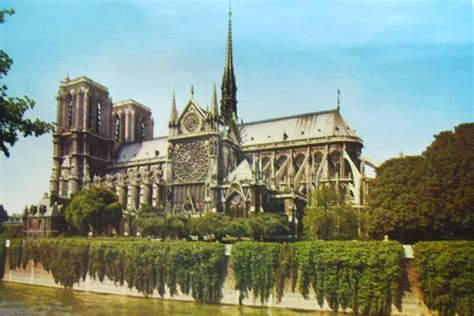 notre dame de interno la quot cattedrale di notre dame quot di parigi