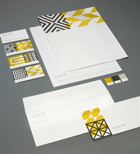 Engler Studio Visual Identity Design By Eight Hour Day