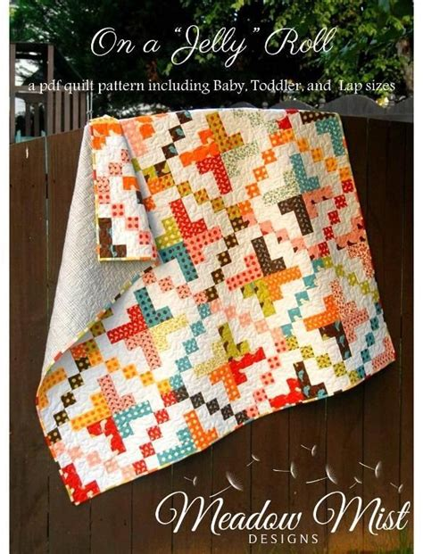 on a quot jelly roll pattern quilts
