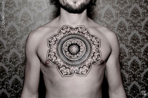 101 mandala tattoo designs for girls to feel alive