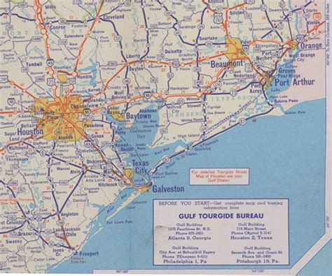 south texas cities map map of southeast texas
