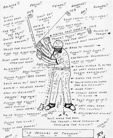 ben hogan swing book are you playing golf or swinging golf clubs