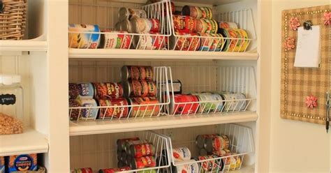 Shallow Pantry Shelves Shallow Pantry Shelves With Wire Baskets For Multiples Of