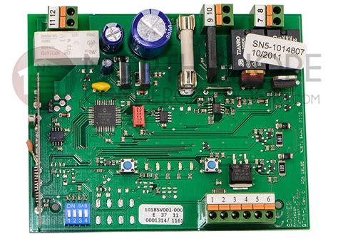 Circuit Board Garage Door Circuit Board Volume Door by Sommer Direct Drive Garage Door Opener Replacement Circuit