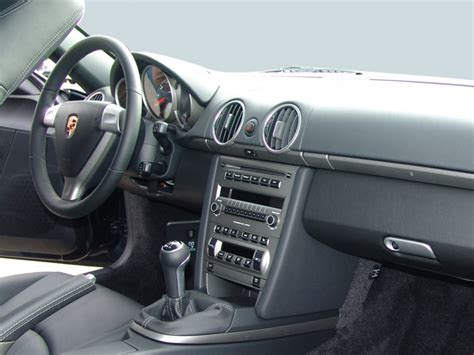 2005 Porsche Boxster Base Convertible Interior Photos