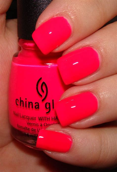 china glaze colors china glaze nail 14ml reds corals you