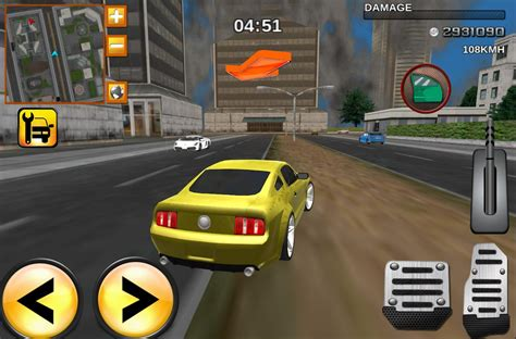 Crime race car drivers 3D   Android Apps on Google Play
