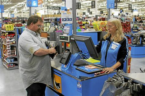 How To Apply For A Walmart Cashier New Bennington Walmart Superstore Celebrates Grand Opening