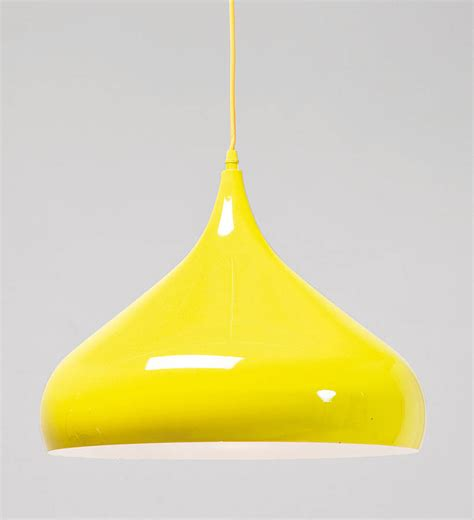 Yellow Pendant Light Yellow Pendant L From I Retro Cosy Home