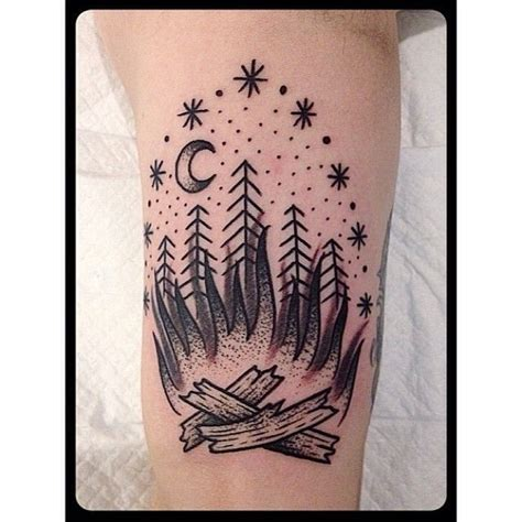 trees and stars tattoo pinterest tattoo and tatting