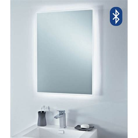 bluetooth bathroom mirrors phoenix 750mm play bluetooth music mirror with heated
