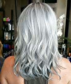 mid length grey hair 15 edgy new hairstyles for medium hair popular haircuts