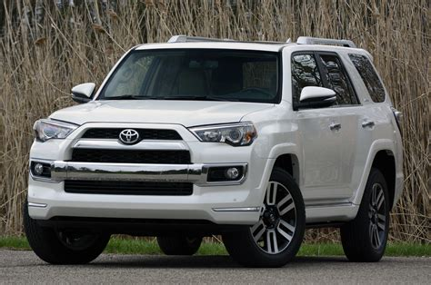 Toyota 4runner Limited Review 2014 Toyota 4runner Limited Review Photo Gallery Autoblog