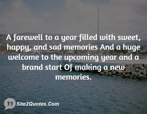 welcome the new year new year wishes site2quotes
