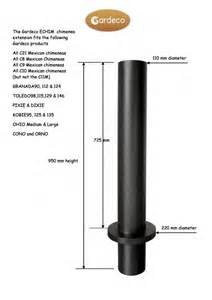 Chiminea Chimney Extension Chiminea Extension Chimney Chimineashop Co Uk