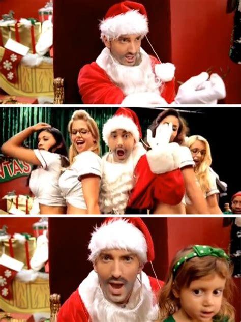 eminem just lose it eminem becomes billy bob thornton s bad santa character