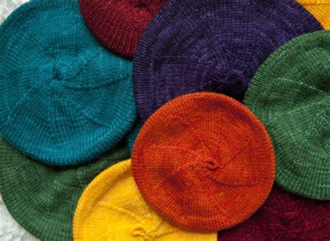 beret knitting pattern easy free knit berets patterns 1000 free patterns