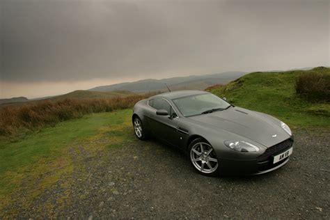 How Much Is An Aston Martin Vantage by Aston Martin Vantage Coupe Review 2005 Parkers