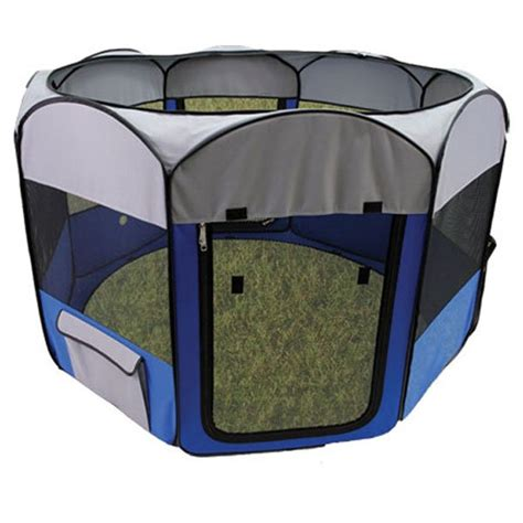 small puppy playpen deluxe pop up playpen for small dogs or cats rabbit products gregrobert