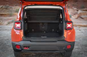 2015 jeep renegade trailhawk cargo photo 18