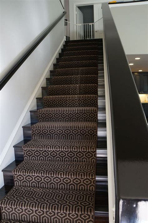 geometric pattern carpet for stairs 90 best images about stair runners on pinterest mesas