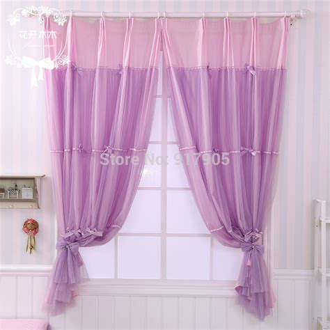 lilac drapes elegant purple bedroom curtains romantic lilac curtains
