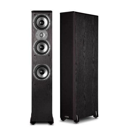 Polk Floor Standing Speakers by Polk Audio Tsi 400 Floor Standing Speaker Clickbd