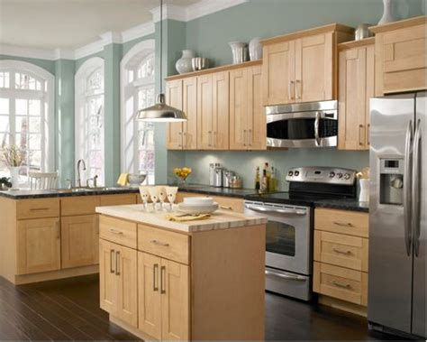 Houzz Kitchen Cabinets Maple Kitchen Cabinets Houzz