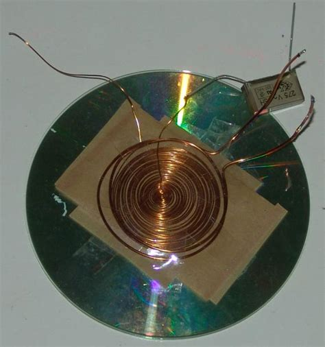 wandlen au en led experimente mit quot energiesammlung aus radiowellen