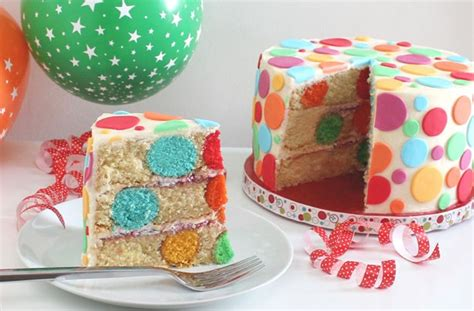 polka dot cakes polka dot cake goodtoknow