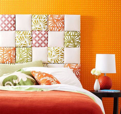 Colorful Headboards by 15 Colorful Headboard Designs That Will Beautify Your