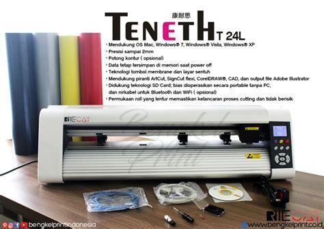 Mesin Cutting Cameo Seri 3 Terbaru harga teneth seri t 24 l harga jual mesin cutting sticker murah jinka teneth redsail mimaki