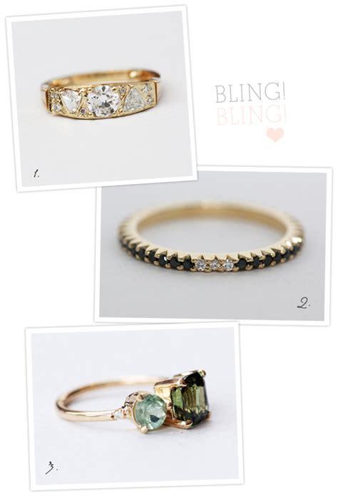 Wedding Ring Alternatives by 22 Wonderful Wedding Ring Alternatives Navokal