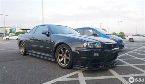 Nissan Skyline R34 Gt R 1 October 2016 Autogespot