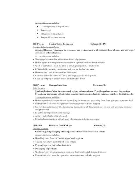 handling money resume resume ideas