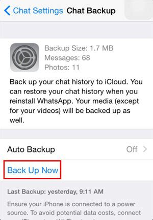 tutorial backup whatsapp downgrade and merge chat messages