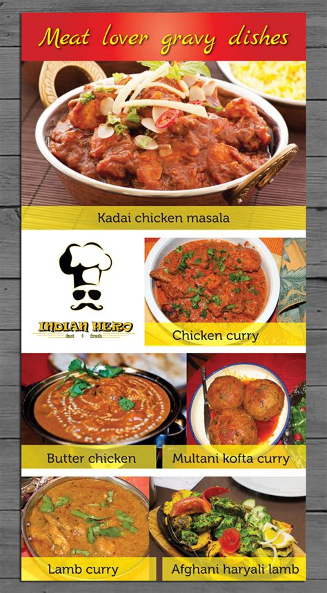 posters cuisine professional modern poster design for india gate inc by